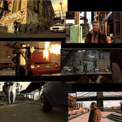 GTA IV Comp